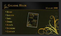 Website Galabal HILOK 2008