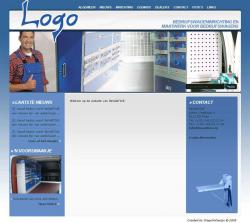 Website Bedrijfswageninrichting