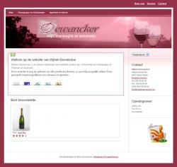 Website Wijnen Dewancker
