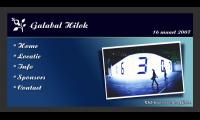 Website Galabal HILOK 2007