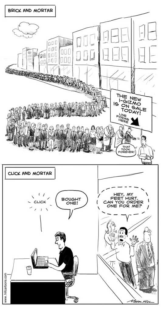 e-commerce-cartoon