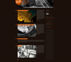 Drupal Theme - Brooklyn